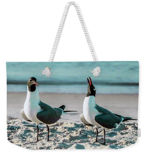 Seagull Serenade 4954 Weekender Tote Bag