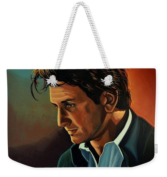Sean Penn Weekender Tote Bag