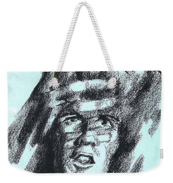 Search For Self Weekender Tote Bag