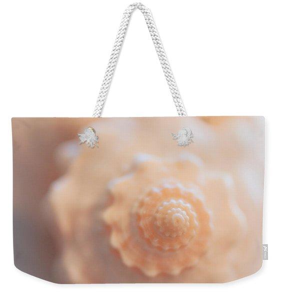 Seashell Dream Weekender Tote Bag