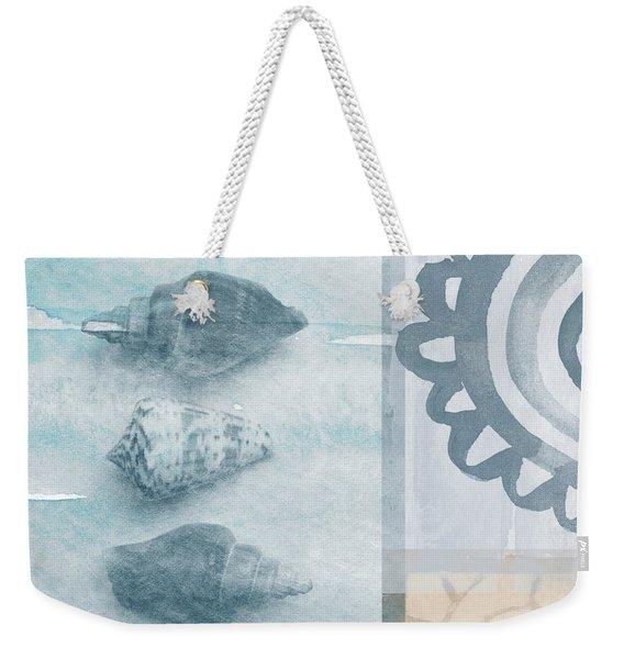 Seashells 2 Weekender Tote Bag
