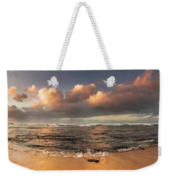 Seashore Splendour Weekender Tote Bag