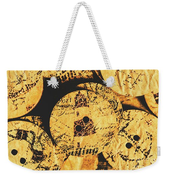 Seaside Attachment Weekender Tote Bag