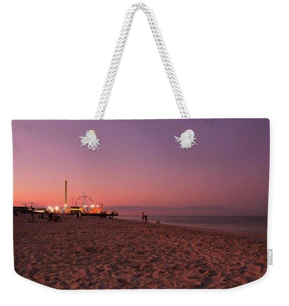 Seaside Park I - Jersey Shore Weekender Tote Bag