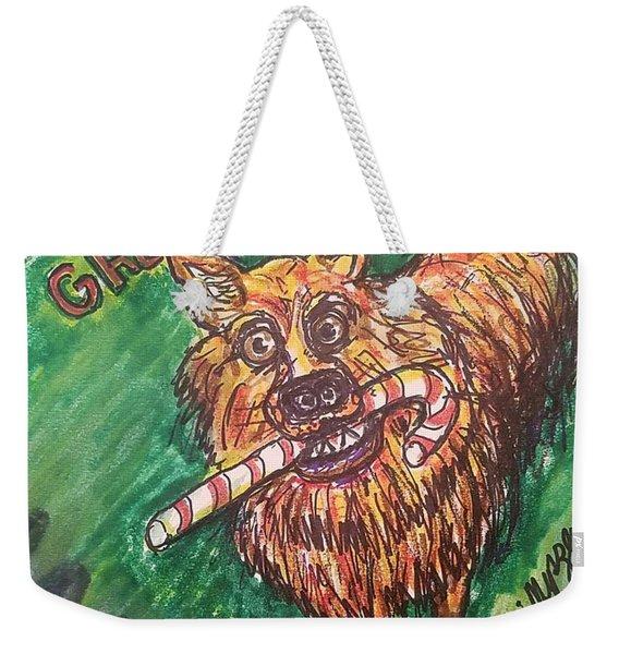Season Greetings Weekender Tote Bag