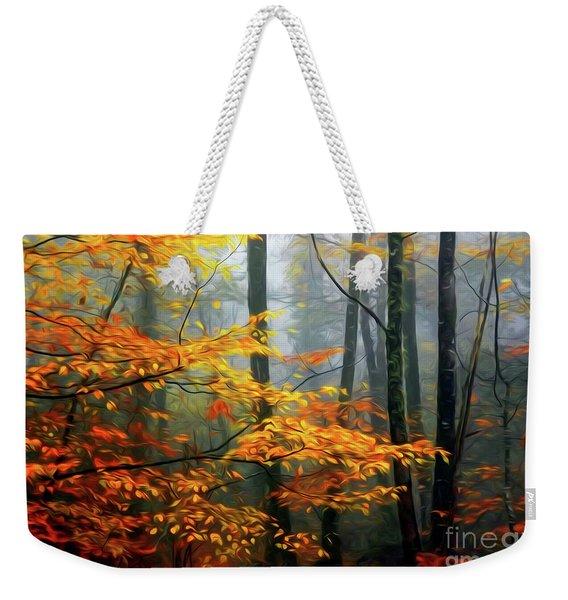 Season's Colors Weekender Tote Bag