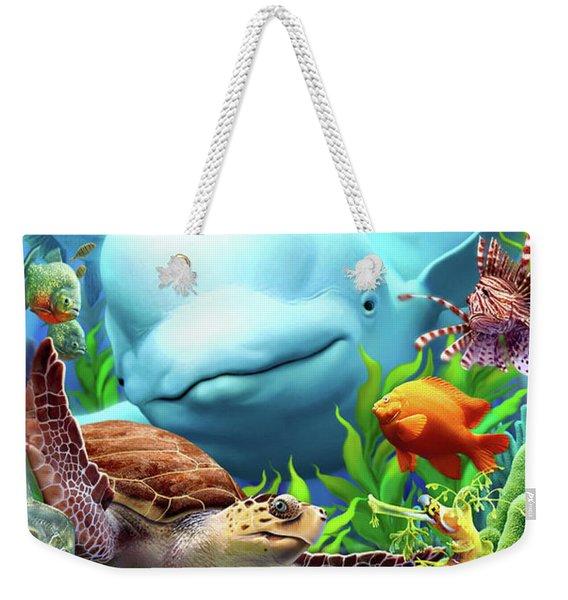 Seavilians 2 Weekender Tote Bag