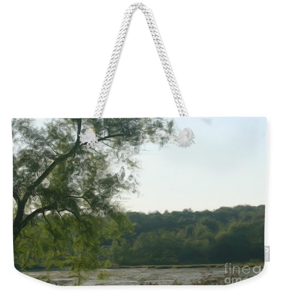 Secluded Marsh Weekender Tote Bag