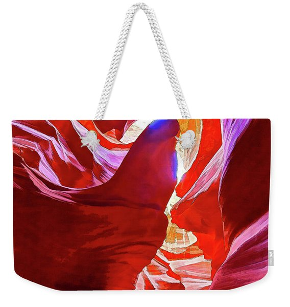Secret Canyon 1 Weekender Tote Bag
