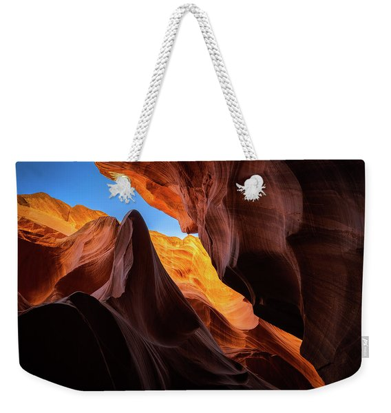 Secret Canyon Weekender Tote Bag