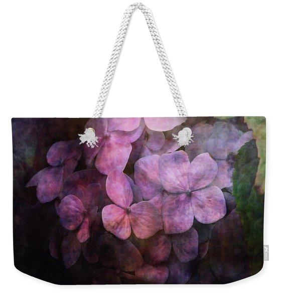 Secret Hydrangea 1538 Idp_2 Weekender Tote Bag