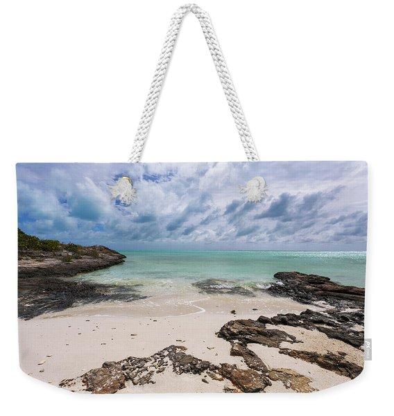 Secret Of West Harbour Weekender Tote Bag