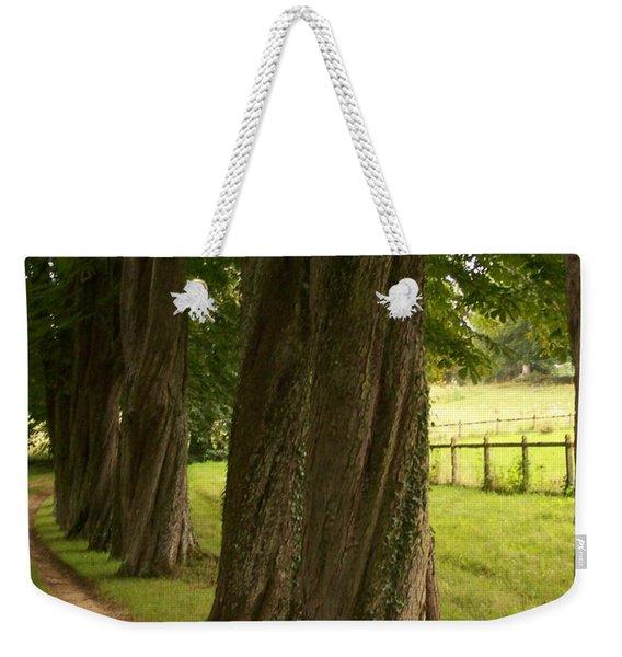 Secret Path Weekender Tote Bag
