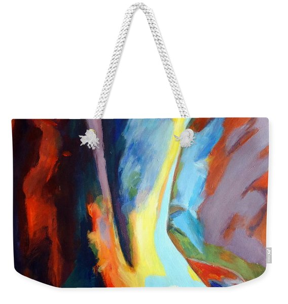 Secret Sources And Powers Weekender Tote Bag
