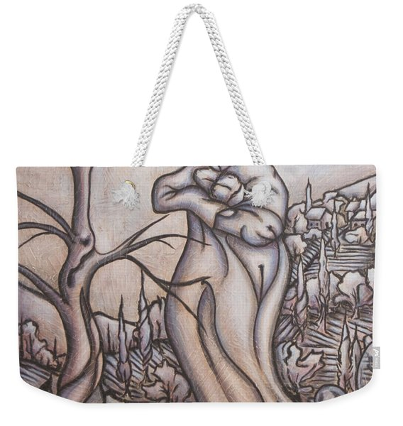 Secrets And Dreams Weekender Tote Bag