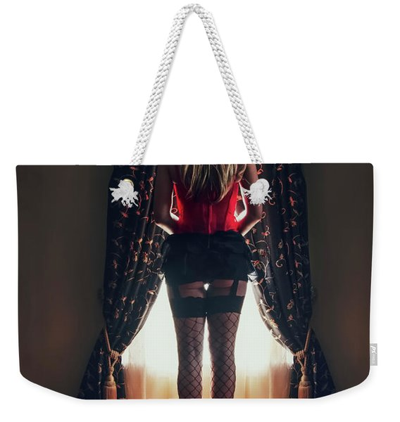 Secrets And Sins Weekender Tote Bag