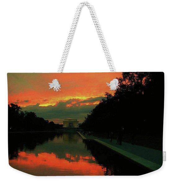Secrets Of Dc Weekender Tote Bag