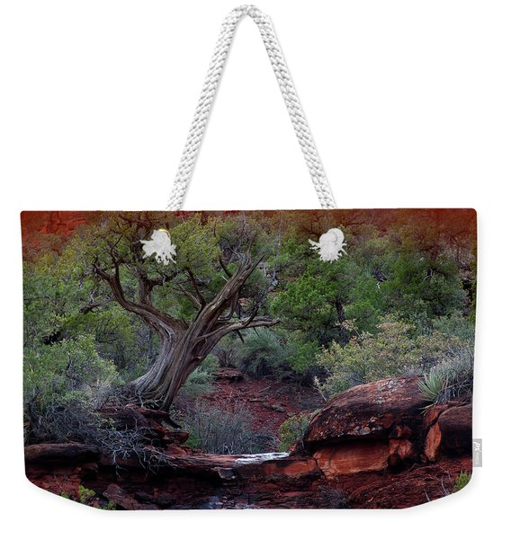 Sedona #1 Weekender Tote Bag