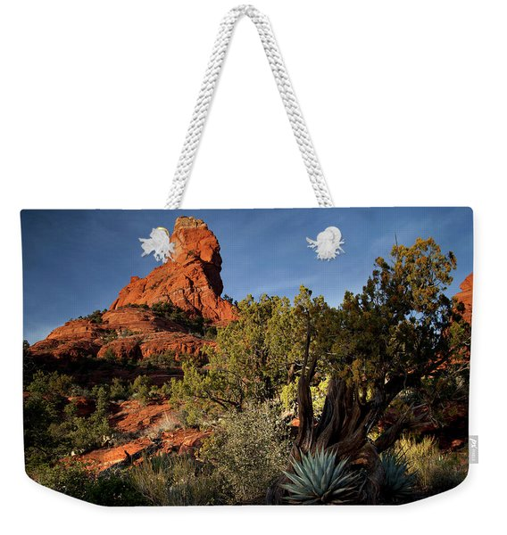 Sedona Desert Weekender Tote Bag