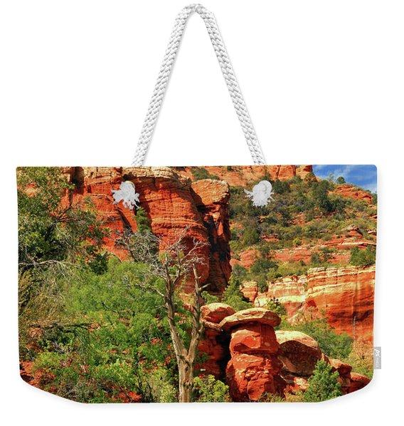 Sedona I Weekender Tote Bag