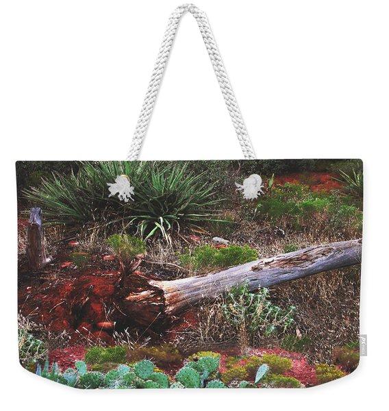 Sedona Mountain Sunrise Weekender Tote Bag