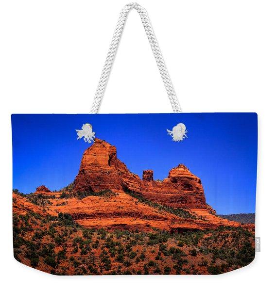Sedona Rock Formations Weekender Tote Bag