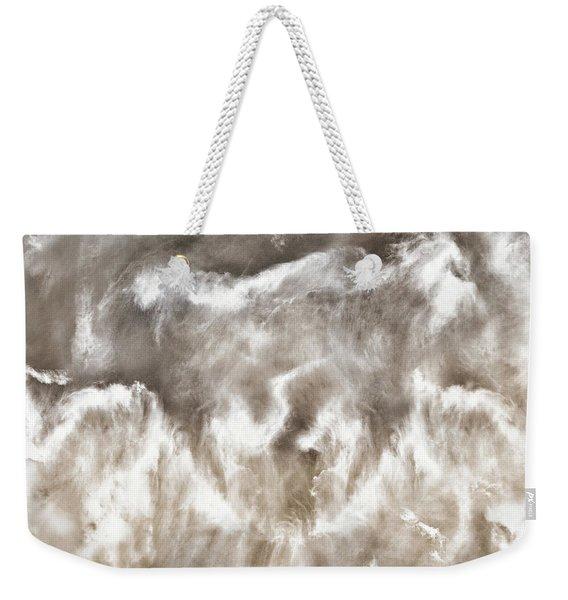 Seductive Seas Weekender Tote Bag
