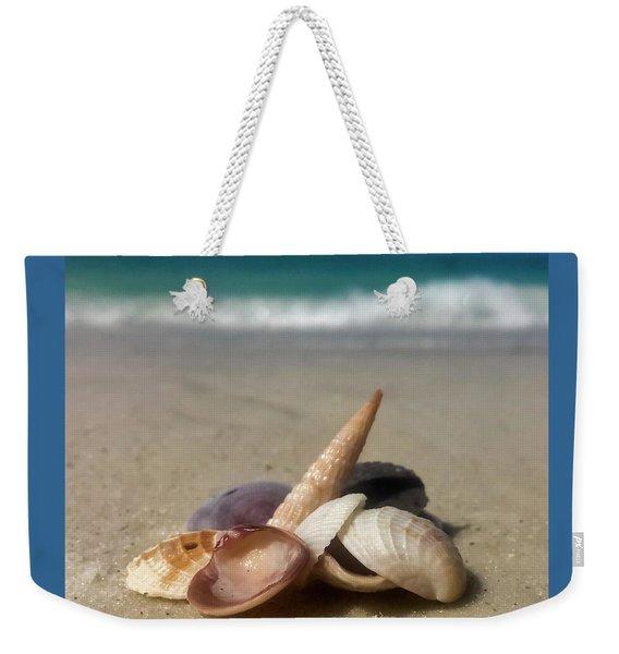 See Shells Weekender Tote Bag
