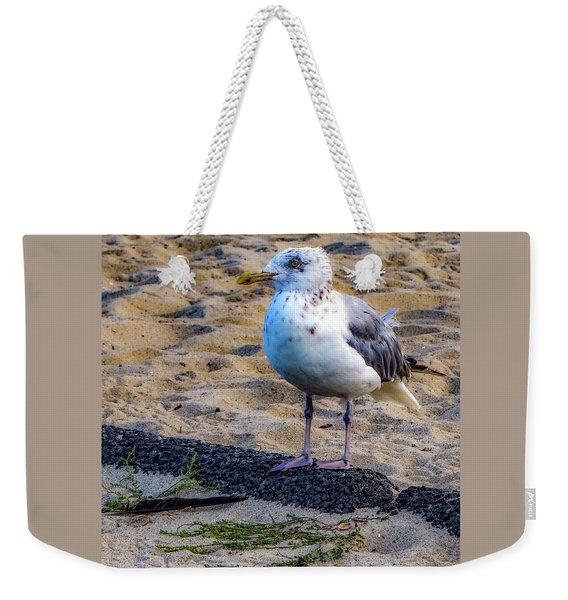 See The Gull Weekender Tote Bag