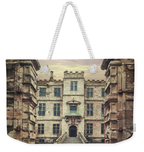 See Through Time Weekender Tote Bag