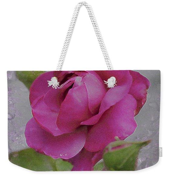 Seek Me With All Your Heart Weekender Tote Bag