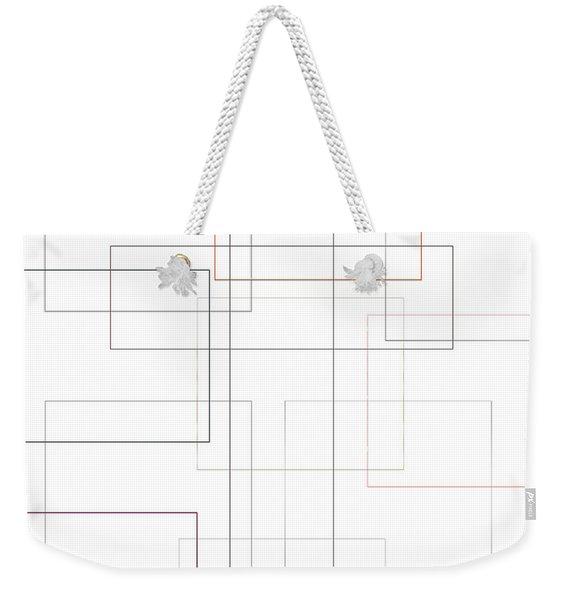 Seek, The Saving God Weekender Tote Bag