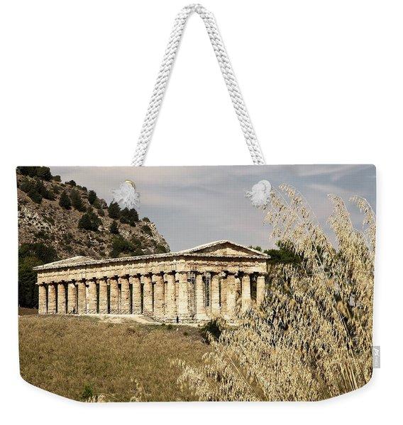 Segesta Weekender Tote Bag