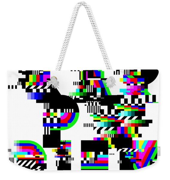 Seize The Day Weekender Tote Bag