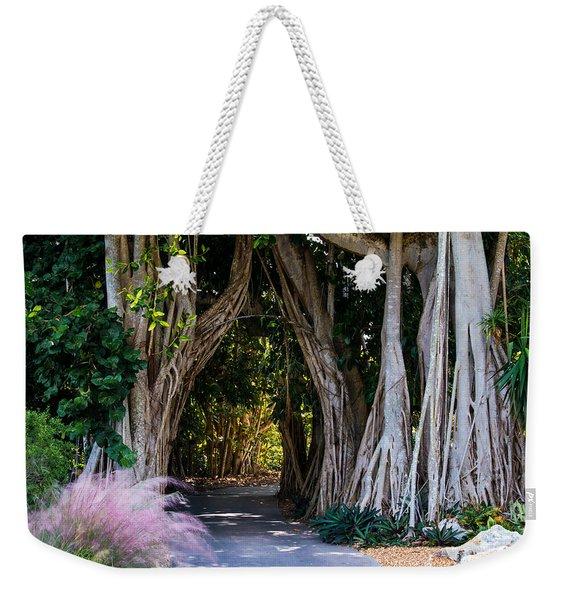 Selby Secret Garden 2 Weekender Tote Bag