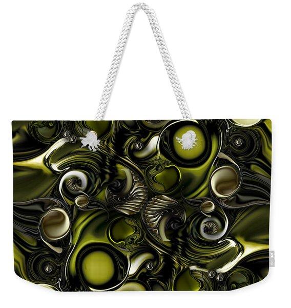 Self Or Season Weekender Tote Bag
