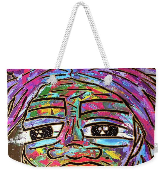 Self Portrait 2018 Weekender Tote Bag