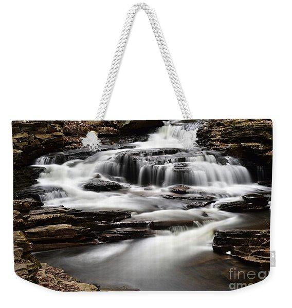 Seneca Falls Weekender Tote Bag