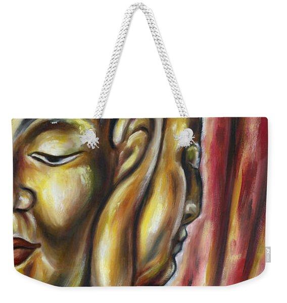 Sengan Senju Weekender Tote Bag