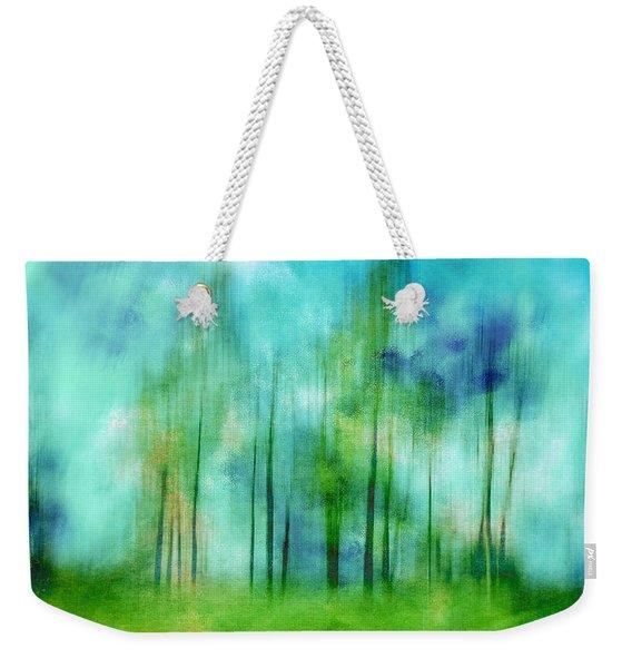 Sense Of Summer Weekender Tote Bag