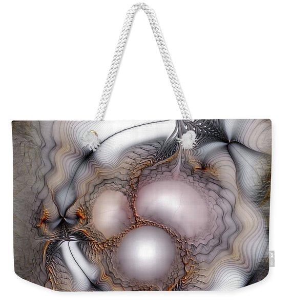 Sensorial Seclusion Weekender Tote Bag