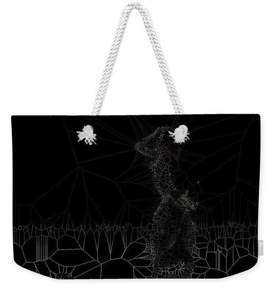 Sensual Weekender Tote Bag