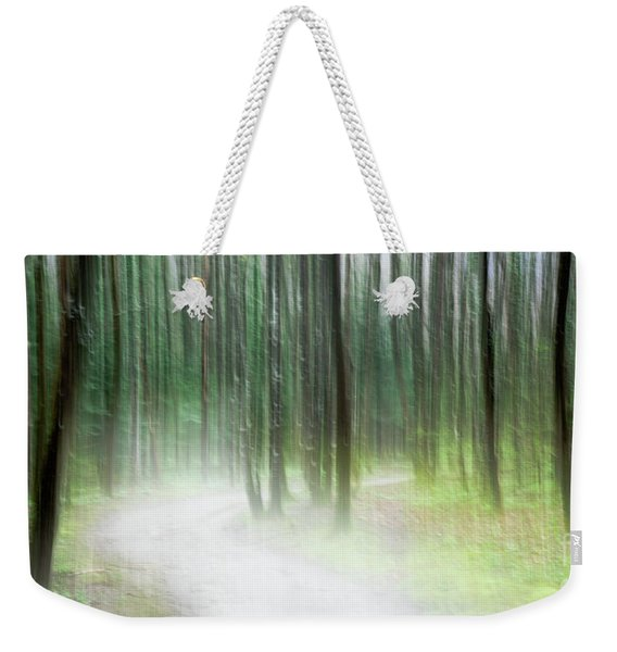 Sentiero Luminoso Weekender Tote Bag