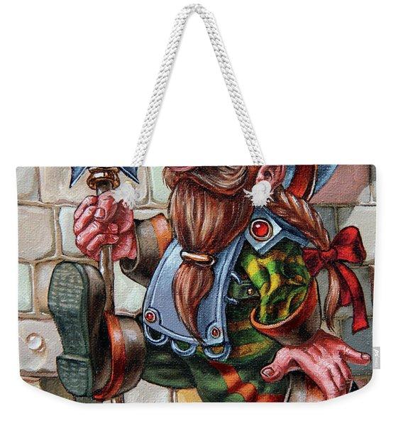 Sentinel Weekender Tote Bag