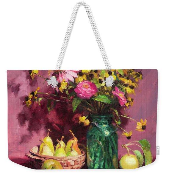 September Weekender Tote Bag
