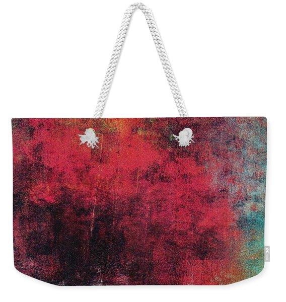 Ser. 1 #02 Weekender Tote Bag