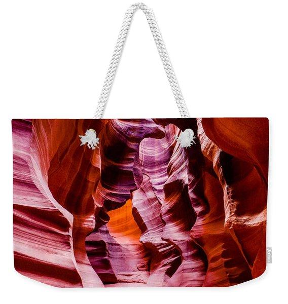 Serene Light Weekender Tote Bag