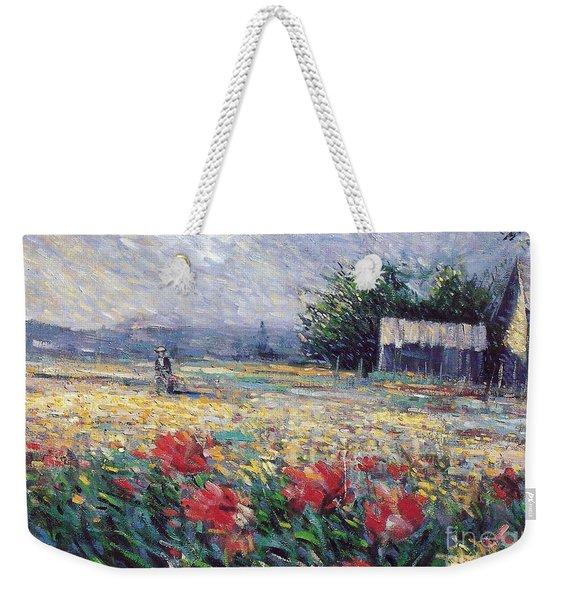 Serenety Weekender Tote Bag