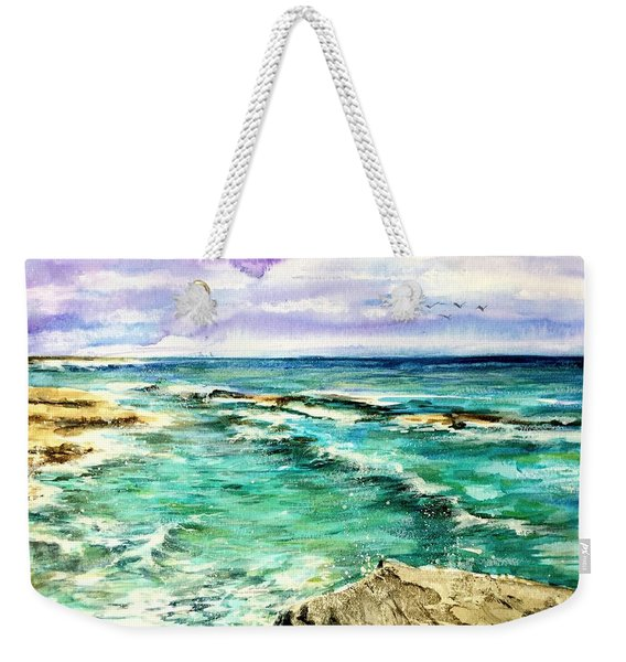 Serenity 4 Weekender Tote Bag