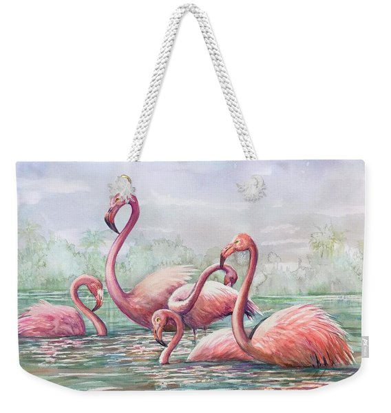Serenity 8 Weekender Tote Bag
